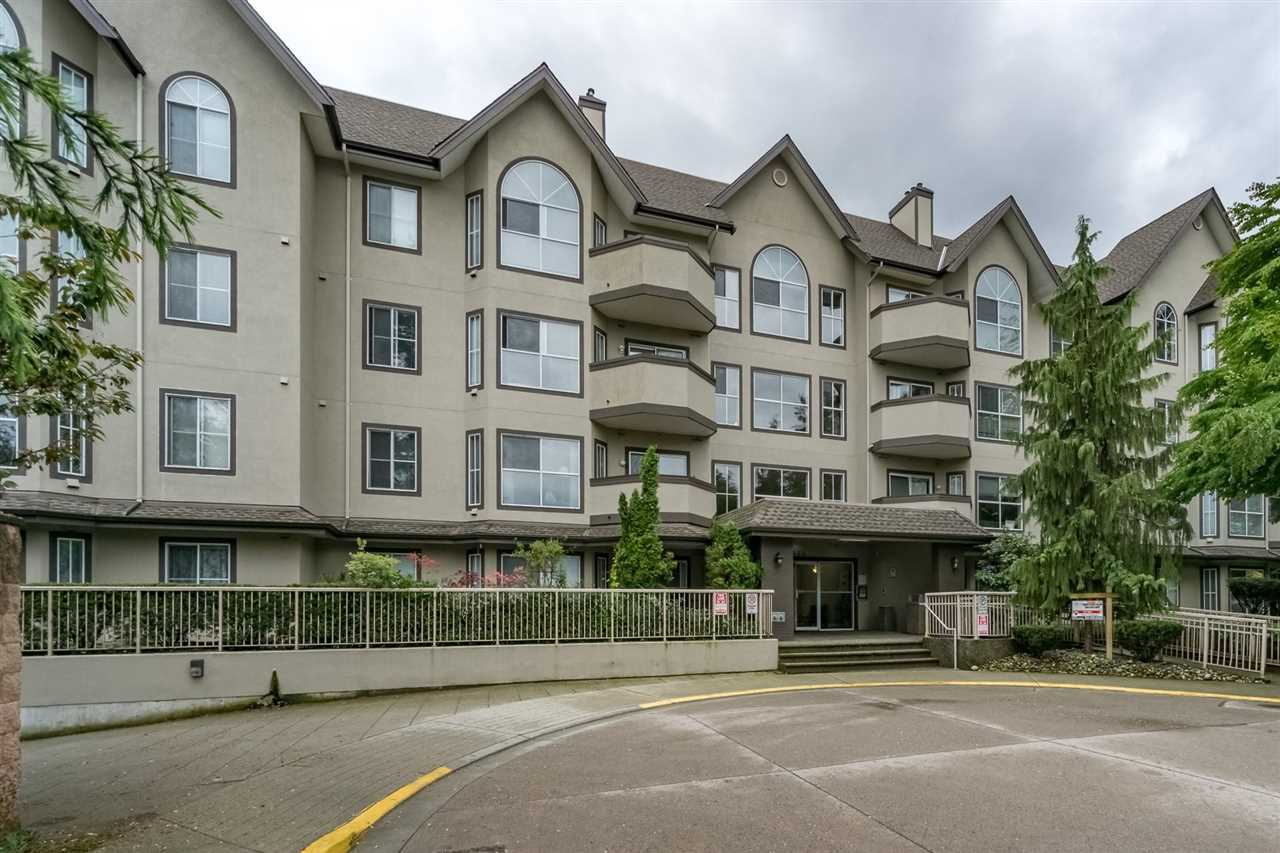 "Main Photo: 206 12464 191B Street in Pitt Meadows: Mid Meadows Condo for sale in ""LASEUR MANOR"" : MLS® # R2218426"