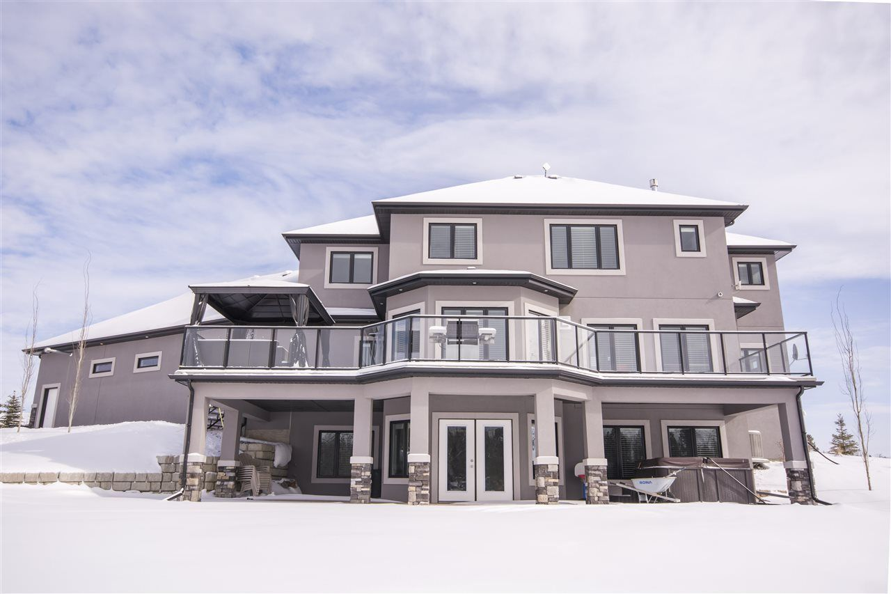 Main Photo: 18 27320 TWP RD 534 Road: Rural Parkland County House for sale : MLS® # E4090169