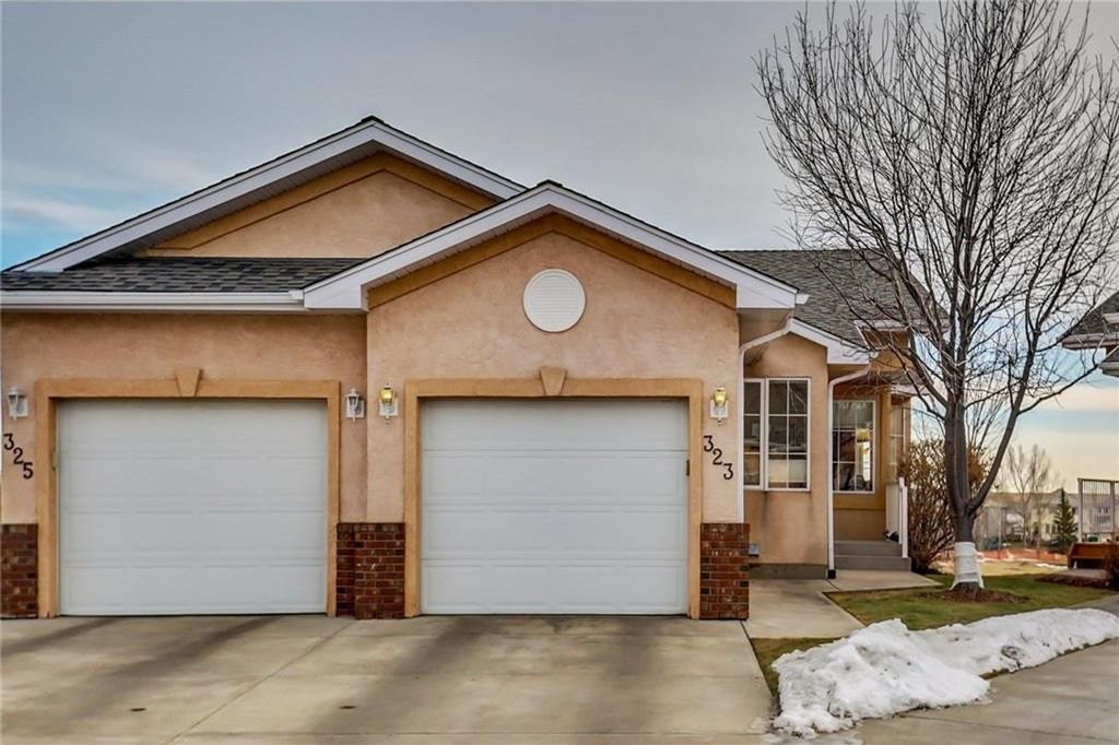 Main Photo: 323 HARVEST LAKE Green NE in Calgary: Harvest Hills House for sale : MLS® # C4148913