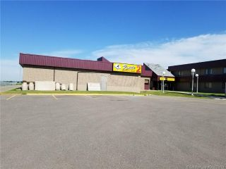 Main Photo: A 4704 42 Avenue in Innisfail: IL Highway 2A Commercial for lease : MLS® # CA0123753