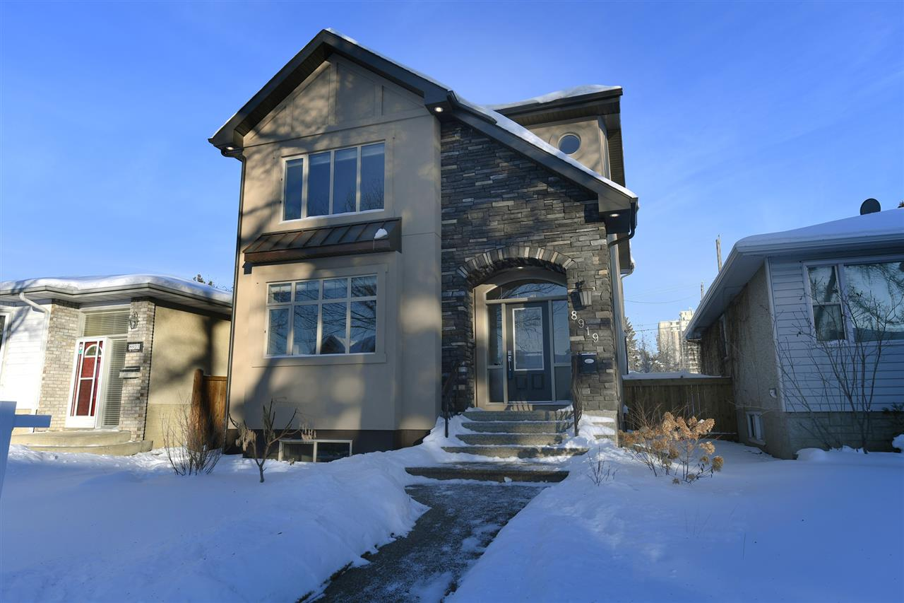 Main Photo: 8919 89 Street in Edmonton: Zone 18 House for sale : MLS® # E4096392