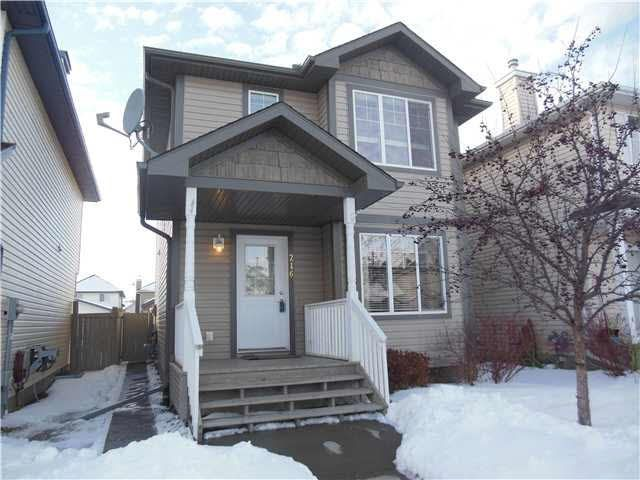 Main Photo: 216 84 Street in Edmonton: Zone 53 House for sale : MLS® # E4096447