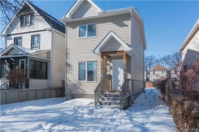 Main Photo: 550 Agnes Street in Winnipeg: Residential for sale (5A)  : MLS®# 1805036