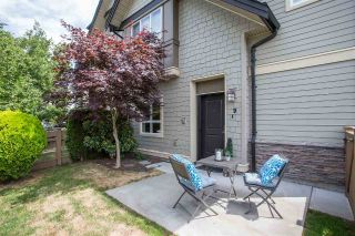 "Main Photo: 9 7140 RAILWAY Avenue in Richmond: Granville Townhouse for sale in ""CORNERSTONE"" : MLS®# R2247092"