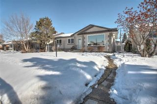 Main Photo: 8411 56 Street NW in Edmonton: Zone 18 House for sale : MLS® # E4100438