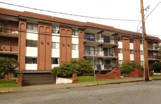 "Main Photo: 108 625 HAMILTON Street in New Westminster: Uptown NW Condo for sale in ""CASA DEL SOL"" : MLS® # R2247881"