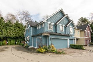 "Main Photo: 9 4910 CENTRAL Avenue in Delta: Hawthorne Townhouse for sale in ""CENTRAL PARK"" (Ladner)  : MLS®# R2255283"