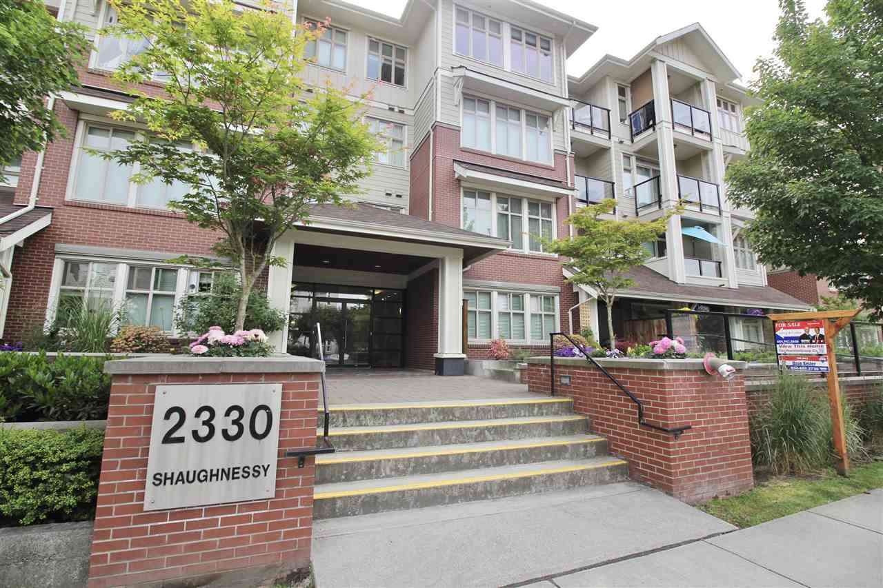 "Main Photo: 106 2330 SHAUGHNESSY Street in Port Coquitlam: Central Pt Coquitlam Condo for sale in ""AVANTI ON SHAUGHNESSY"" : MLS®# R2275795"