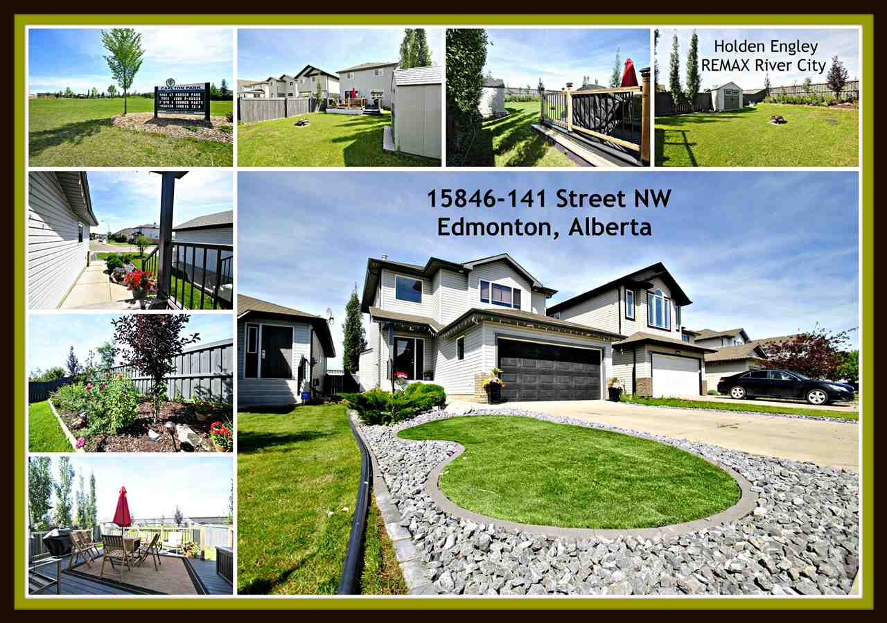 Main Photo: 15846 141 Street in Edmonton: Zone 27 House for sale : MLS®# E4121678