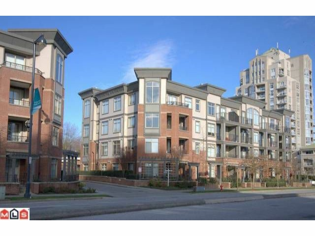 "Main Photo: 115 10499 UNIVERSITY Drive in Surrey: Whalley Condo for sale in ""D'Cor"" (North Surrey)  : MLS® # F1107560"