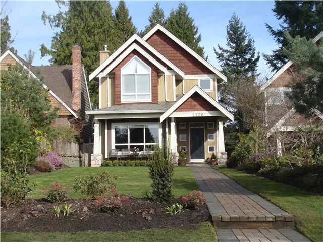 Main Photo: 2328 JONES Avenue in North Vancouver: Central Lonsdale House for sale : MLS® # V878489