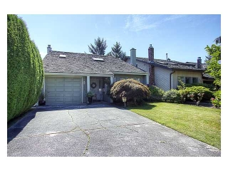 Main Photo: 4240 CANDLEWOOD Drive in Richmond: Boyd Park House for sale : MLS® # V908460