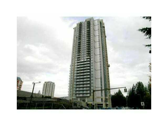 "Main Photo: 3501 1178 HEFFLEY Crescent in Coquitlam: North Coquitlam Condo for sale in ""OBELISK"" : MLS®# V914193"