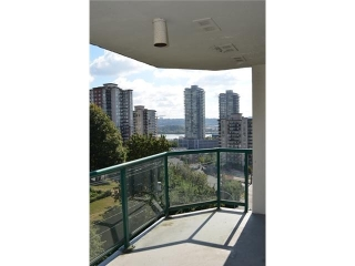 Main Photo: 801 121 10TH Street in New Westminster: Uptown NW Condo for sale : MLS(r) # V1000007