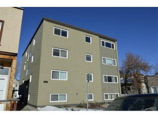 Main Photo: 3 806 2 Avenue NW in Calgary: Sunnyside Condo for sale : MLS(r) # C4000293