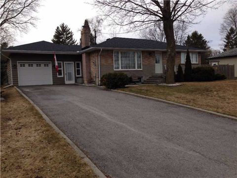 Main Photo: 28 Heber Down Crest in Whitby: Brooklin House (Bungalow) for sale : MLS®# E3165521