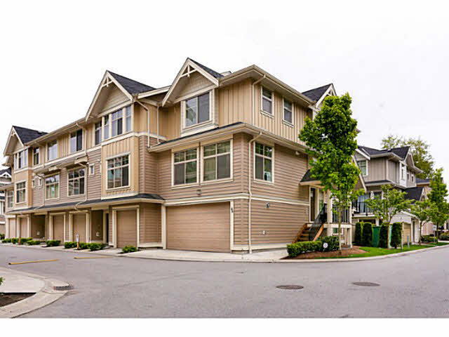 "Main Photo: 46 19525 73RD Avenue in Surrey: Clayton Townhouse for sale in ""UPTOWN 2"" (Cloverdale)  : MLS® # F1438035"