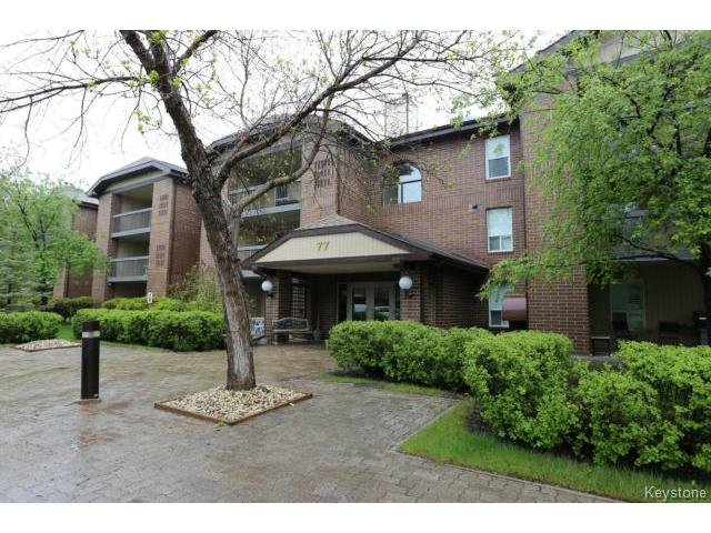 Main Photo: 77 Swindon Way in WINNIPEG: River Heights / Tuxedo / Linden Woods Condominium for sale (South Winnipeg)  : MLS® # 1512920