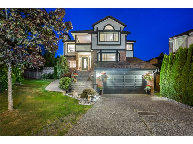 Main Photo: 2887 WOODSIA Place in Coquitlam: Westwood Plateau House for sale : MLS® # V1141603