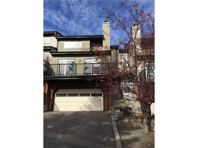 Main Photo: 23 448 Strathcona Drive SW in Calgary: Strathcona Park House for sale : MLS(r) # C4037166