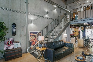 "Main Photo: 55 GORE Avenue in Vancouver: Hastings Condo for sale in ""THE EDGE HARBOURFRONT LOFTS"" (Vancouver East)  : MLS® # R2070849"