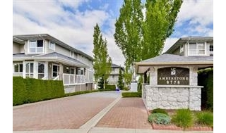 "Main Photo: 35 8778 159 Street in Surrey: Fleetwood Tynehead Townhouse for sale in ""Amberstone"" : MLS® # R2101947"