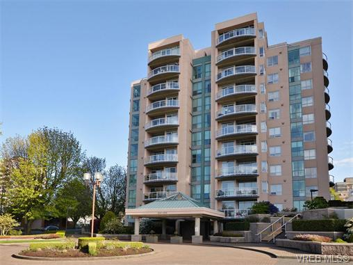 Main Photo: 101 1010 View Street in VICTORIA: Vi Downtown Condo Apartment for sale (Victoria)  : MLS® # 371486