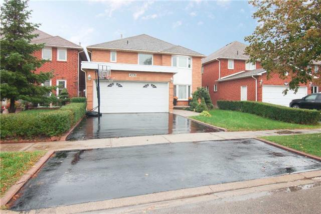 Main Photo: 4376 Guildwood Way in Mississauga: Hurontario House (2-Storey) for sale : MLS® # W3640868