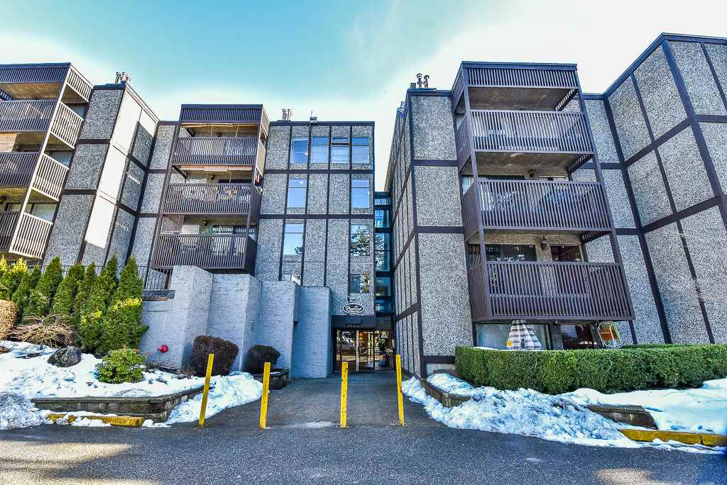 "Main Photo: 218 9672 134 Street in Surrey: Whalley Condo for sale in ""Parkwoods (Dogwood Building)"" (North Surrey)  : MLS® # R2138413"