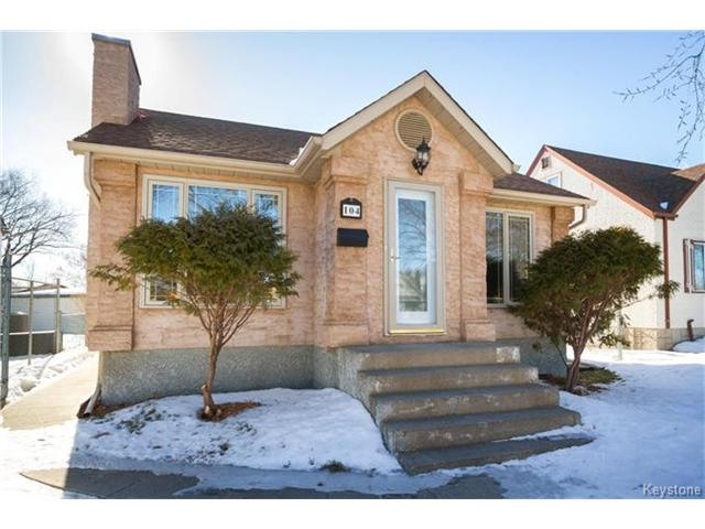 FEATURED LISTING: 104 Leila Avenue Winnipeg