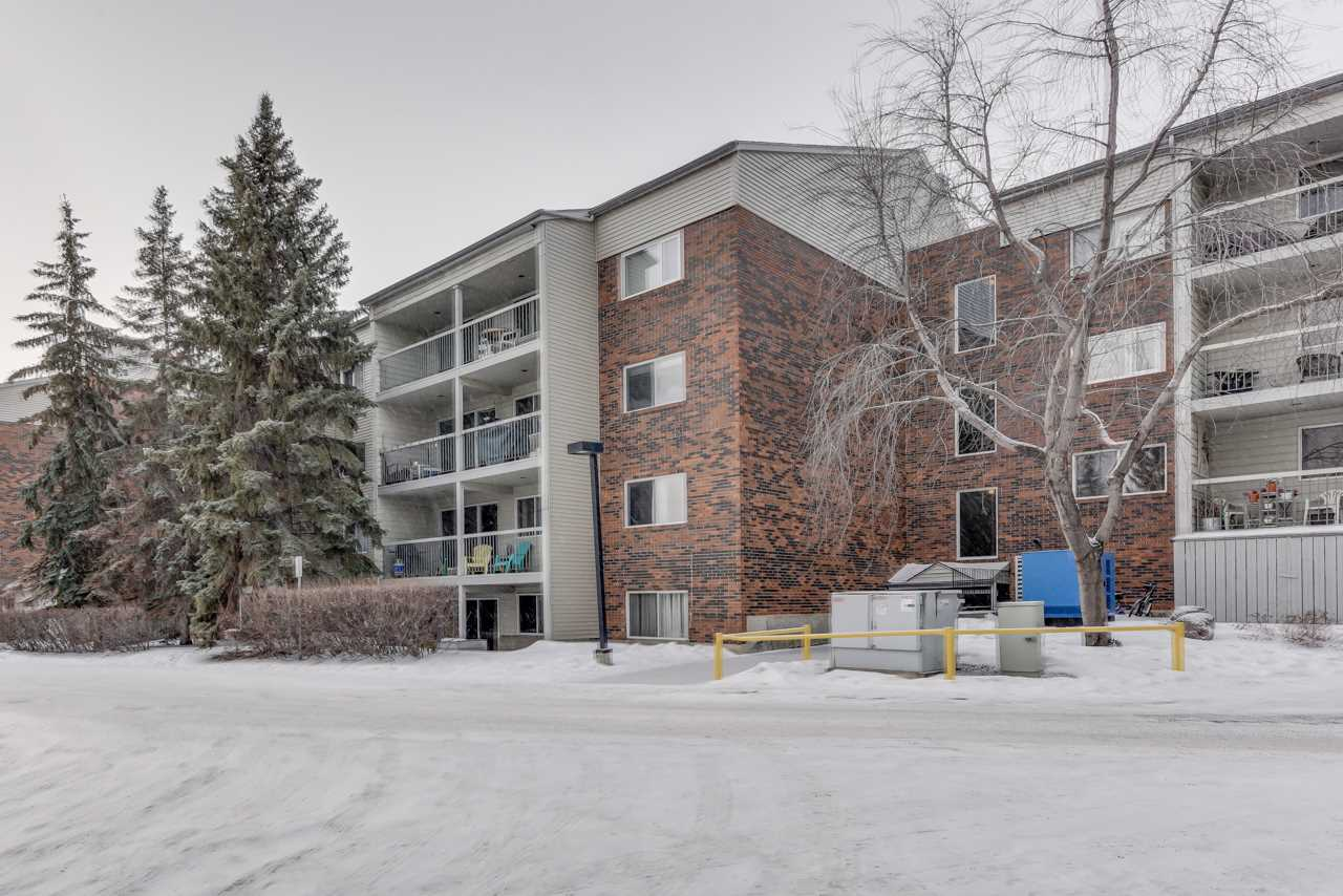 Main Photo: 324 4404 122 Street in Edmonton: Zone 16 Condo for sale : MLS(r) # E4053241