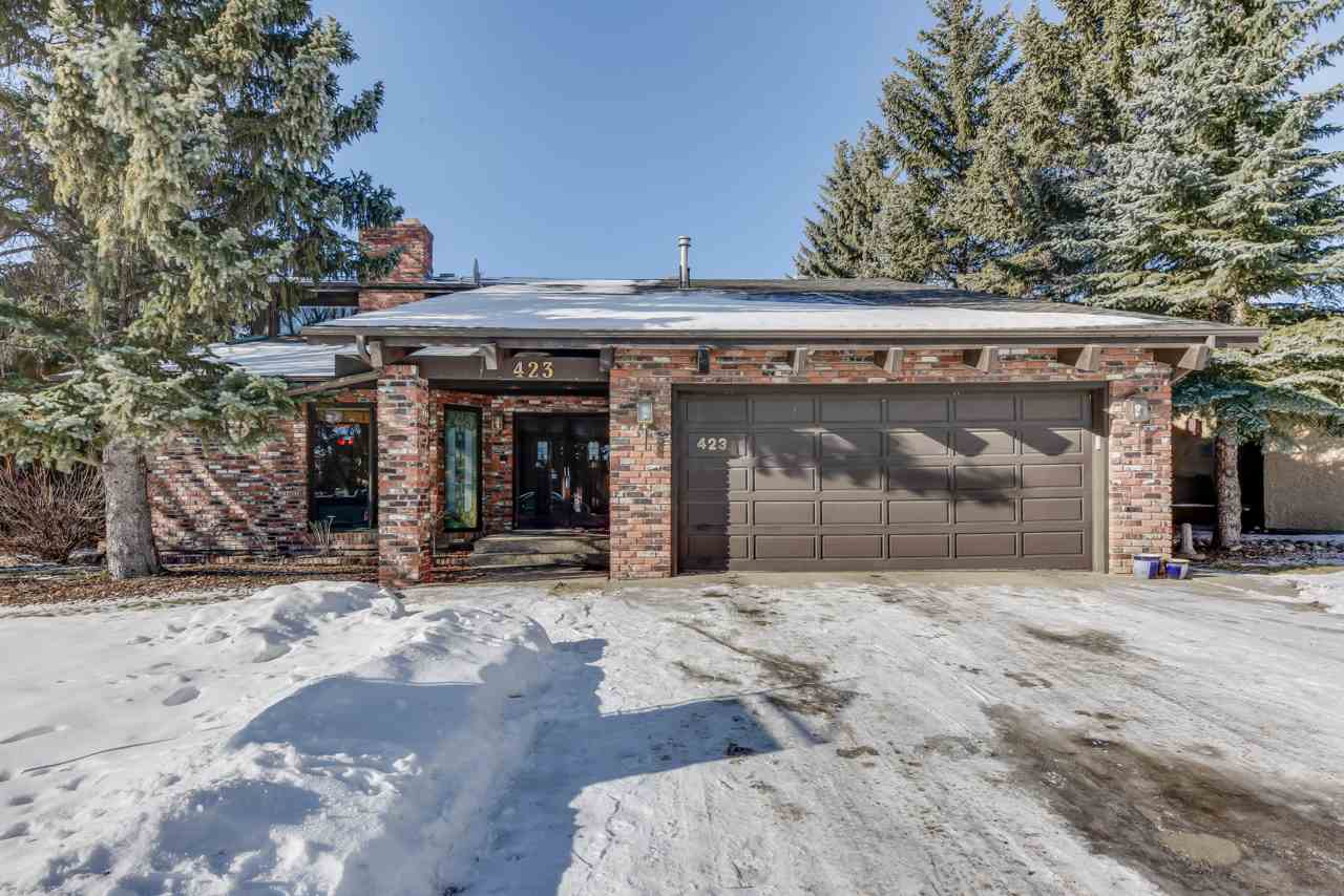 Main Photo: 423 Lessard Drive in Edmonton: Zone 20 House for sale : MLS(r) # E4053622