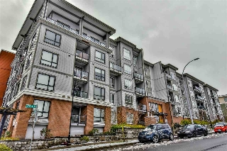 "Main Photo: 433 13733 107A Avenue in Surrey: Whalley Condo for sale in ""Quattro One"" (North Surrey)  : MLS® # R2144671"