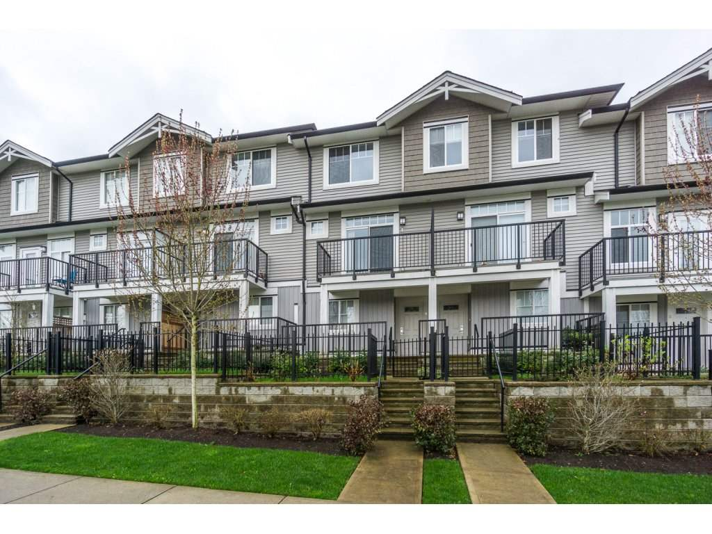 Main Photo: 10 14356 63A Avenue in Surrey: Sullivan Station Townhouse for sale : MLS® # R2159962