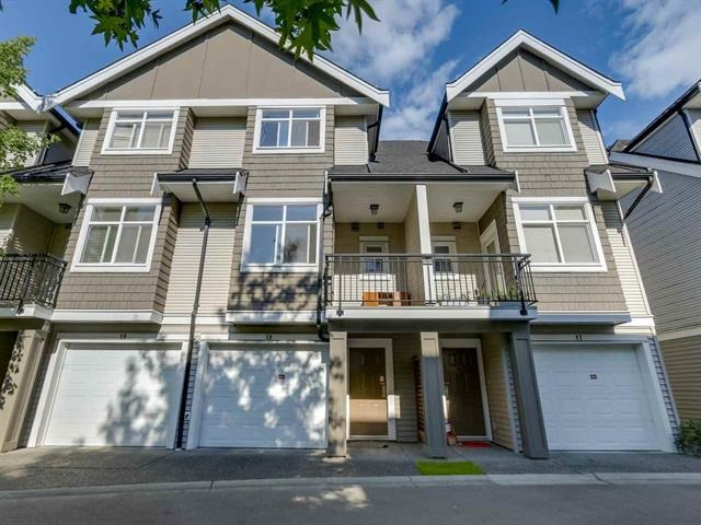 "Main Photo: 18 7322 HEATHER Street in Richmond: McLennan North Townhouse for sale in ""HEATHER GARDEN"" : MLS(r) # R2165213"