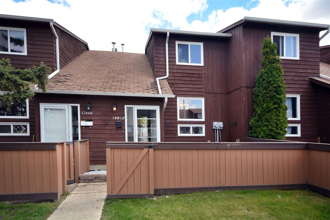 Main Photo: 13862 24 Street in Edmonton: Zone 35 Townhouse for sale : MLS(r) # E4065023
