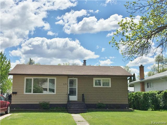 Main Photo: 121 Brown Avenue West in Dauphin: RM of Dauphin Residential for sale (R30 - Dauphin and Area)  : MLS® # 1714024