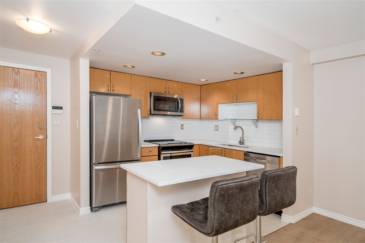 Bright Open Kitchen with Brand New Appliances