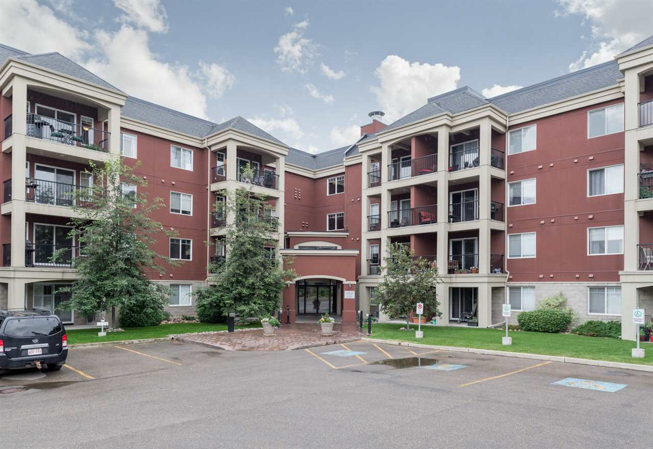 Photo 2: 120 300 PALISADES Way: Sherwood Park Condo for sale : MLS(r) # E4069223
