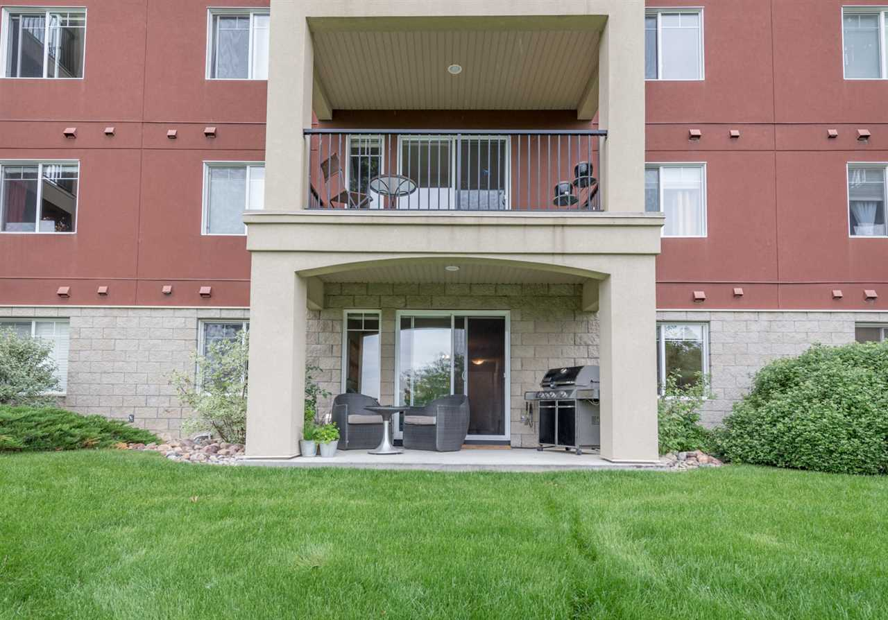 Photo 26: 120 300 PALISADES Way: Sherwood Park Condo for sale : MLS(r) # E4069223