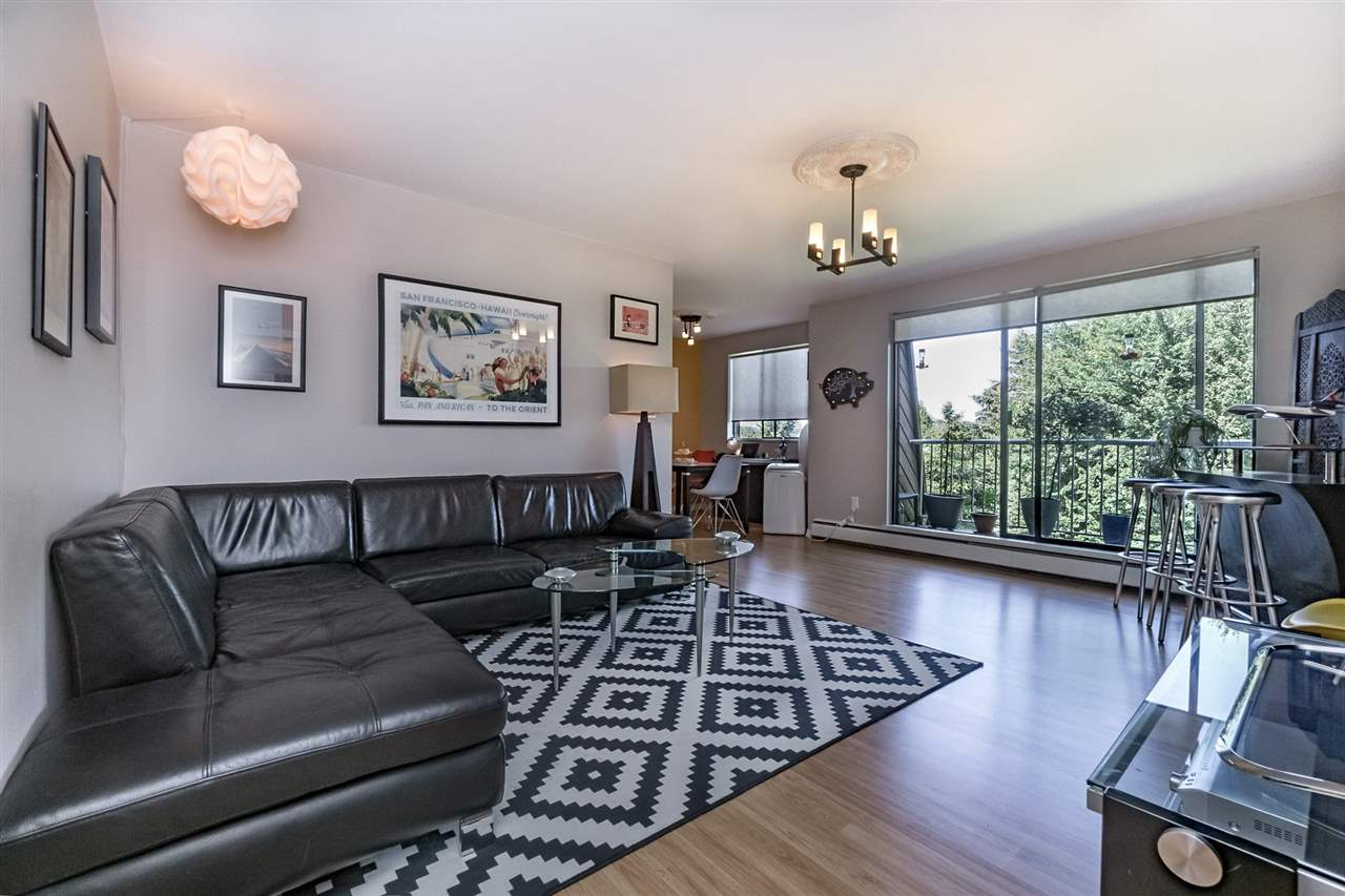 "Main Photo: 215 3911 CARRIGAN Court in Burnaby: Government Road Condo for sale in ""Lougheed Estates"" (Burnaby North)  : MLS® # R2186338"