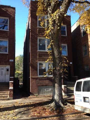 Main Photo: 2120 Harding Avenue in CHICAGO: CHI - North Lawndale Multi Family (2-4 Units) for sale ()  : MLS® # 09690828