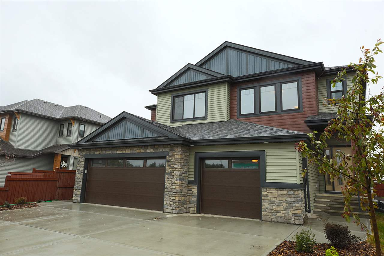 Main Photo: : Spruce Grove House Half Duplex for sale : MLS(r) # E4075373