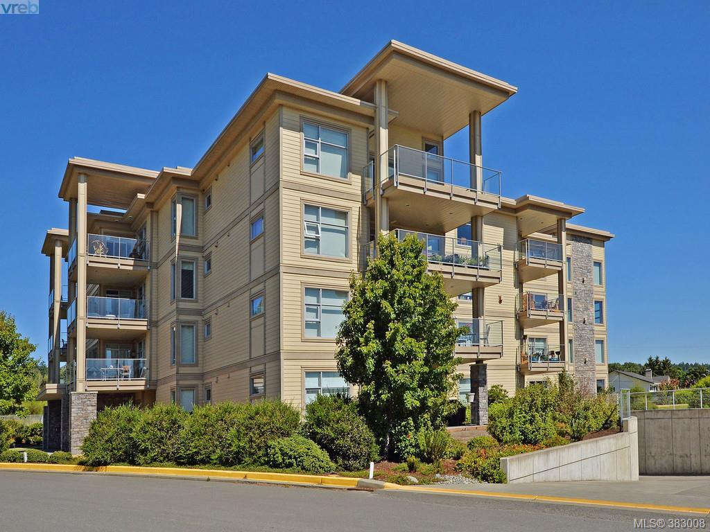 Main Photo: 407 3223 Selleck Way in VICTORIA: Co Lagoon Condo Apartment for sale (Colwood)  : MLS® # 383008