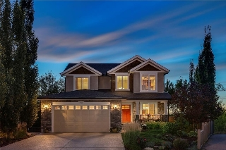 Main Photo: 50 WENTWORTH Grove SW in Calgary: West Springs House for sale : MLS® # C4137895