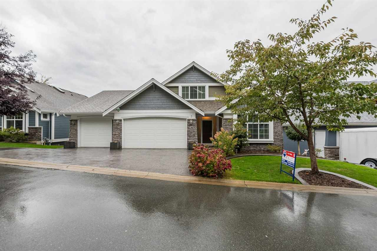 "Photo 2: Photos: 3 50354 ADELAIDE Place in Chilliwack: Eastern Hillsides House for sale in ""Elk Creek Park"" : MLS® # R2212477"