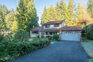 Main Photo: 4628 WOODBURN Road in West Vancouver: Cypress Park Estates House for sale : MLS® # R2227539