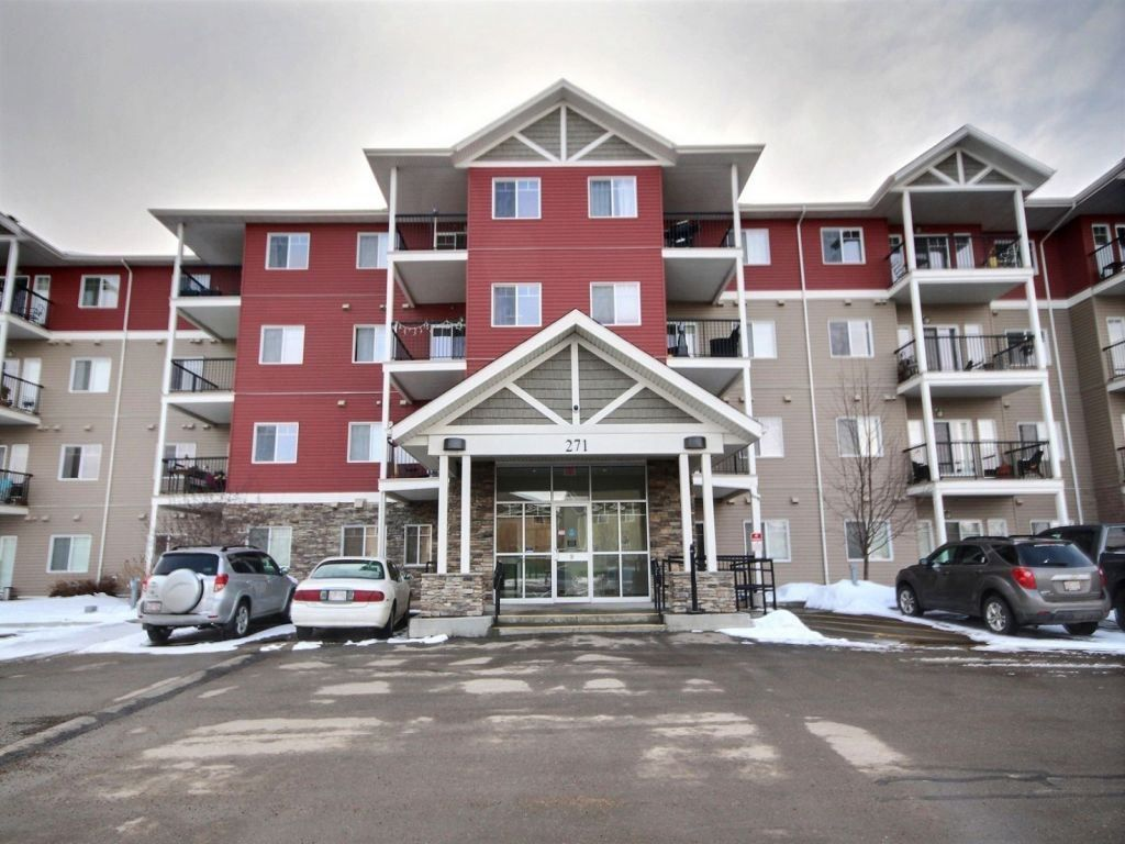 Main Photo: 318 271 Charlotte Way: Sherwood Park Condo for sale : MLS®# E4105073