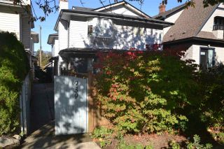 Main Photo: 939 E 11TH Avenue in Vancouver: Mount Pleasant VE House 1/2 Duplex for sale (Vancouver East)  : MLS®# R2316093
