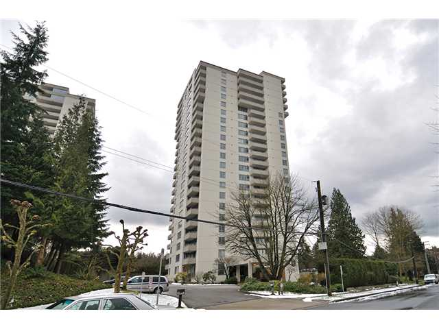 Main Photo: # 704 4160 SARDIS ST in Burnaby: Central Park BS Condo for sale (Burnaby South)  : MLS®# V934100